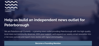 Here's how Peterborough Currents raised $20,000 from readers