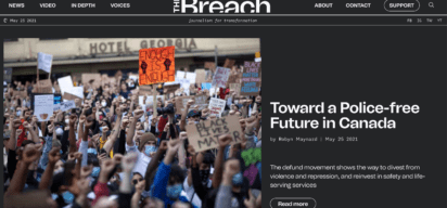 New media outlet The Breach shakes up Canadian journalism